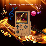 Usa Anbernic Rg351v Retro Game Console Handheld Video Game Player 2500+ Games