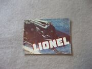 1936 Lionel Consumer Catalog Reprint By Greenberg-excellent Minus