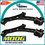 Moog Rk Set Of 2 Front Lower Control Arms Pair Ford Mustang 05-10