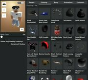 Cheap Roblox Account Stacked 11 Paypal Don't Buy Here Read Description