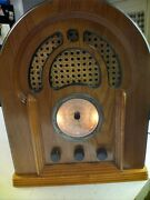 Spirit Of St. Louis Collector Edition Radio/cassette Player 543.655 Works Great