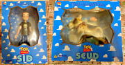 Medicom Toy Vinyl Collectible Doll Toy Story Vcd Sid And Scud Figure Set Rarenew