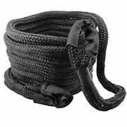 1 X 30and039 Kinetic Vehicle Recovery Tow Rope Free Shipping