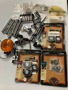 Harley Davidson Chrome Parts Lot New Used As Is See All Photos Make Offer