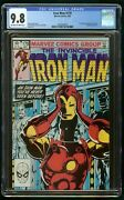 Iron Man 170 1983 Cgc 9.8 1st Appearance James Rhodes As Iron Man White Pages