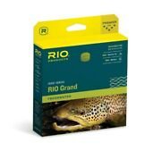 Rio Grand Fly Line Pale Green/light Yellow Select Sizes Closeout New