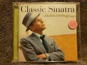 Pre-owned Cd Frank Sinatra Classic Sinatra - His Great Performances 1953-1960