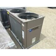 York Yc090c00a4aaa2a 7-1/2 Ton Split System Air Conditioner 12.4 Eer 3-phase