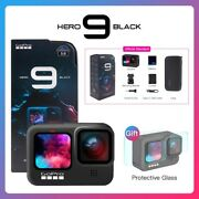 Gopro Hero9 Black Underwater Action Camera 5k 4k With Color Front Screen, Sports