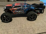 Used 1/16 Traxxas Erevo With Castle Creations 1/10 Motor