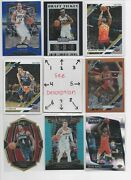 New Orleans Pelicans Serial 'd Rookies Autos Jerseys All Cards Are Good Cards