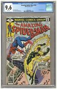 Amazing Spider-man 193 Cgc 9.6 Human Fly Appearance Marvel 1979 J6575