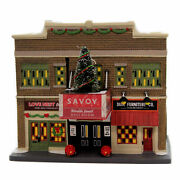 Department 56 House The Savoy Ballroom Porcelain Christmas In City 6005383
