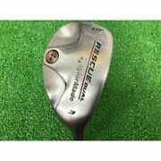 Secondhand Taylormade Rescue Taylormade Dual Utility U3