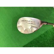 Secondhand Taylormade Rescue Taylormade Dual Utility U4
