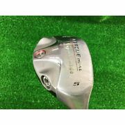 Secondhand Taylormade Rescue Taylormade Dual Utility U5