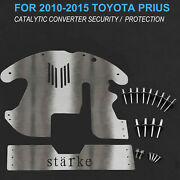 Cat Shield For 2010-2015 Prius Catalytic Converter Protection/security Shield A+