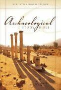 Niv Archaeological Study Bible An Illustrated Walk Through Biblical History And