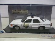 First Response Replicas Ohio State Highway Patrol Ford Crown Victoria 1/43