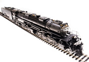 Broadway Limited Ho 6507 Union Pacific Big Boy 4014 Promontory Excursion Parag 3