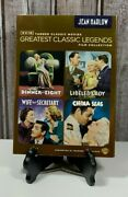 Turner Classic Movies Greatest Classic Legends Film Collection Jean Harlow