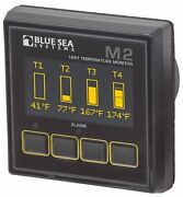 Blue Sea Systems 1841 Monitor M2 Oled Temp Boating Electrical Equipment