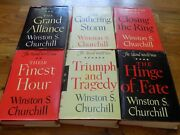 The Second World War By Winston Churchill 6 Volume Complete Set