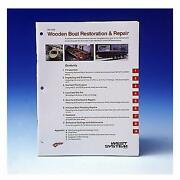New Wooden Boat Restoration And Repair Manual West System 2970