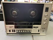 Vintage Magnavox Micromatic Reel-to-reel Tape Deck From Imperial Console