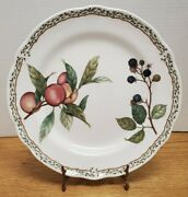 Lot Of 7 Noritake Royal Orchard 10 3/4andrdquo Dinner Plates