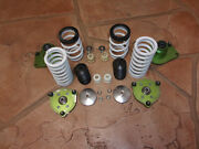 Set Of Feal 2006-2015 Mazda Mx-5 Miata Shock Hats With Springs And Hardware
