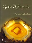 Gems And Minerals Hardcover By Landmann Andreas Like New Used Free Shipping...