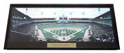 Final Game At Old Comiskey Park 9/30/90 Framed Photo Chicago White Sox 25 X 11