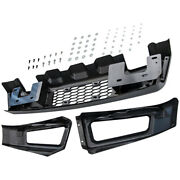 Steel Front Bumper Assembly Kit Replacement For Ford F-150 F150 2015-2017