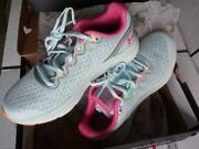 New Under Armour Girls Charged Impulse Prism Tennis Shoes Size 5y