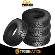 4 New Dick Cepek Trail Country Exp 35x12.50r20/10 Tires