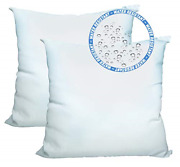 Foamily Outdoor Pillows For Patio Furniture Set Of 2-24 X 24 Water Resistant In
