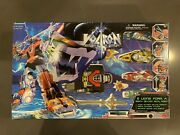 Die Cast Voltron Defenders Of The Universe Trendmasters 1997 Complete With Box