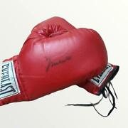 Muhammad Ali Everlast Autographed Boxing Gloves With Authenticity Certificate