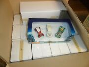 12 Set Case Hot Wheels Christmas Collector Vintage Hot Rods 3 Car Box Passion +