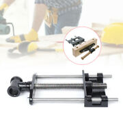7woodworking Vise Work Wood Working Bench Front Vise Tool Wood Clamp Cast Iron