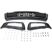 Front Bumper Conversion Steel Assembly Kit For Ford F-150 F150 2015-2017