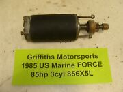 1985 Force Outboard 85hp 3cyl 856x5l 86 84 Electric Starter Motor Oem 616955