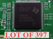 Lot 397 Dsp Tms320 128kb 108mhz 144pin Active Lqfp Tms320vc5506pge Chip Recovery