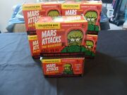 2017 Mars Attacks Revenge Topps Complete Set Of 110/55 Base And 55 Pencil W/box