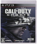 Call Of Duty Ghosts Ps3 Japanese Ver Subtitled Version Playstation 3 Japan