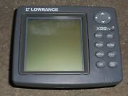 Lowrance X96 Tx Fish Finder Head Unit Only Works
