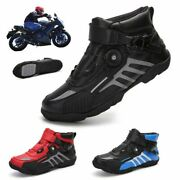 Motorcycle Boots Four Seasons Off Road Riding Summer Breathable Windproof Shoes