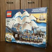 Lego Pirates Imperial Flagship 10210 Building Toys Vintage Mint From Japan