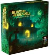 Avalon Hill Boardgame Betrayal At House On The Hill 2nd Ed Sw